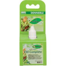 Полное комплексное удобрение для всех аквариумных растений DENNERLE V30 Complete, 100 мл 4538