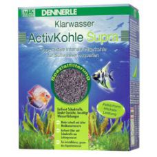 Уголь активированный DENNERLE ActiveKohle Supra для аквариумов с пресной водой, 1 литр 3735