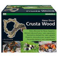 Декорация для мини-аквариума DENNERLE Nano Crusta Wood M 5885