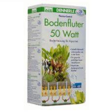 Низковольтный грунтовый термокабель DENNERLE Bodenflutter 50 ватт для аквариумов 250-400 литров 1646