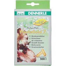 Стимулятор роста для всех аквариумных растений в капсулах DENNERLE PlantaGold 7, 10 шт 4552
