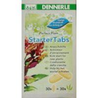 Специальное корневое удобрение для любых аквариумных растений DENNERLE Starter Tabs, 30 шт