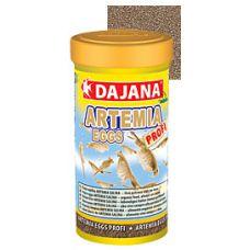 Корм для выращивания мальков Dajana ARTEMIA EGGS hobby 250 мл