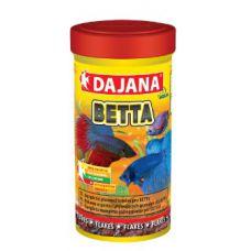 Корм для лабиринтовых рыб (петушков, гурами, макроподов) смесь Dajana BETTA 50 мл