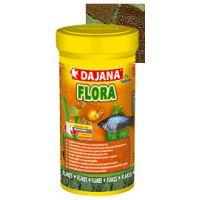 Корм для растительноядных рыб в хлопьях Dajana FLORA 100 мл