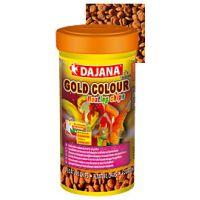 Корм для золотых рыбок в чипсах Dajana GOLD COLOUR 250 мл