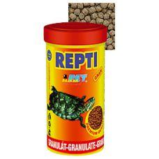 Корм для водных черепах Dajana REPTI Gran 250 мл