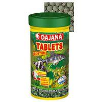 Корм для сомиков в таблетках Dajana TABLETS Bottom 250 мл