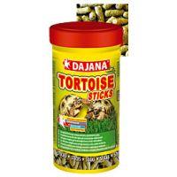 Корм для черепах в гранулах Dajana TORTOISE STICKS 250 мл