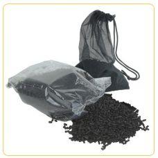 Уголь активированный для внешних и внутренних аквариумных фильтров Sun-Sun 450г