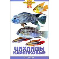 Книга Цихлиды карликовые