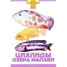 Книга Цихлиды озера Малави