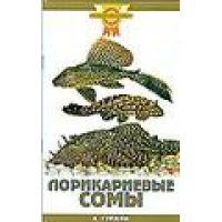 Книга Лорикариевые сомы