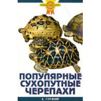 Книга Популярные сухопутные черепахи