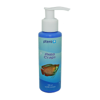 Ptero Аква Старт 100 мл (препарат для быстрого запуска аквариума)