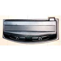 Крышка для аквариума овальная литая черная 100х40