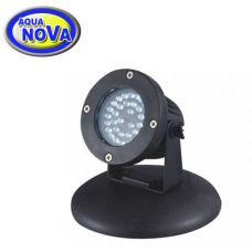 Светильник светодиодный для прудов и фонтанов AquaNova NPL2 - LED (диммер день-ночь)