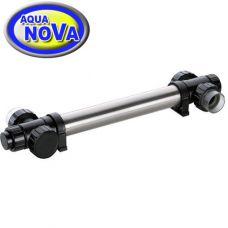 Ультрафиолетовый стерилизатор стальной корпус AquaNova NUVC-75 75Вт