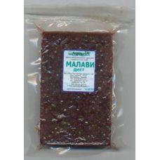 Замороженный корм Aquaria МАЛАВИ ДИЕТ ( от 10 до 19шт - 10% от 20шт - 20% ) Любого наименования!