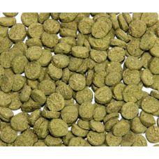 Корм Золотая Рыбка для травоядных аквариумных рыб(сомиков), ракообразных, черепах в таблетках 30г