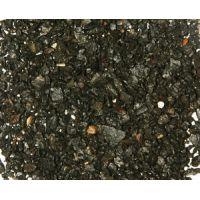 Грунт для аквариума Украина Базальт чёрный 3-5мм (от 30 до 50кг - 10%)