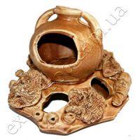 Керамика для аквариума Кувшин