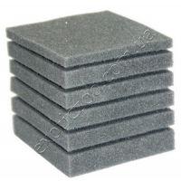Фильтрующая губка к насосам (помпам) прямоугольная 5х8см