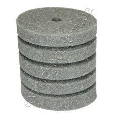 Фильтрующая губка к насосам (помпам) цилиндр 10х15см (МП, перфорация)