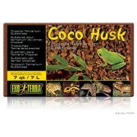Грунт для террариума кокосовая стружка крупная Trixie Coco Husk 4.5л 76150