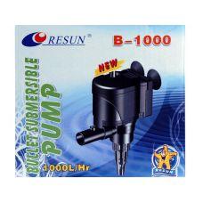 Внутренний насос помпа для аквариума RESUN B-1000 1000L/H