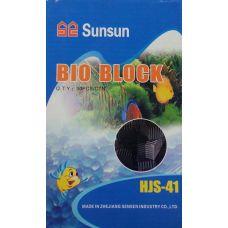 Биоблоки для внешнего фильтра Sun-Sun 30шт 3см