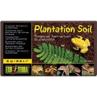 Кокосовая стружка для террариума мелкая Hagen Exo Terra Plantation Soil 8,8 л