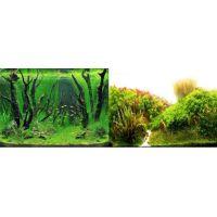 Задний фон для аквариума двухсторонний 30см высота 9084