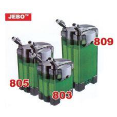 Фильтр для аквариума внешний канистровый Jebo 809