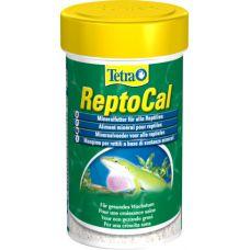 Витамины Tetra REPTOCal (кальций) для рептилий 100мл 780255