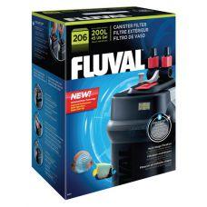 Фильтр для аквариума внешний Hagen Fluval 206 780л/ч A207