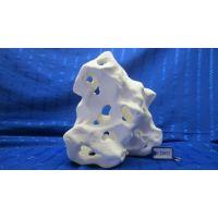 Камень с отверстиями керамический (белая глина) Е12001