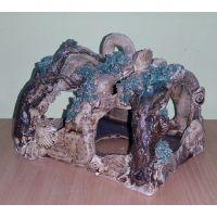 Керамика для аквариума Сундук 0217К