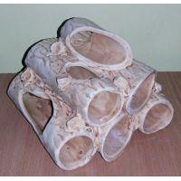 Керамика для аквариума Соты 0309К