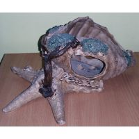 Керамика для аквариума Раковина 0324К