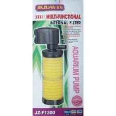 Фильтр для аквариума внутренний JZ-F1300 800л/ч (аквариум 80-150л)
