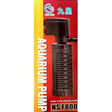 Фильтр для аквариума внутренний NS F800 650л/ч (аквариум 60-120л)