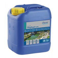 Эффективный очиститель воды на основе перекиси водорода и ионов серебра OxyPool 9,9%,  20 l