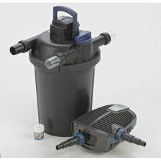 Напорная система фильтрации FiltoClear Set 16000 UV (Набор) 51253