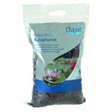 Специальный торф для пруда/Фильтрующий материал-защита от водорослей Aquahumin, 10 l