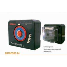 Автоматическая кормушка для рыб Wawe AUTOFOOD 24 механическая 1-6 порций