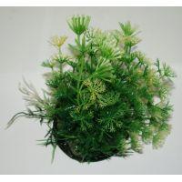 Пластиковое растение для аквариума 010082