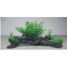 Пластиковое растение для аквариума 2126122