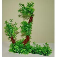 Пластиковое растение для аквариума 3640