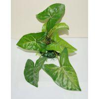 Шелковое растение для аквариума 4015